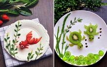 2 cách cắt xếp trái cây đơn giản mà bắt mắt