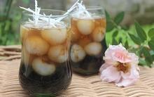 Giải nhiệt ngày hè với chè sen nhãn dừa