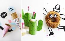 3 ý tưởng trang trí tiệc vui nhộn với giấy