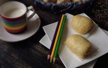 Bánh bao bắp thơm mềm khó chối từ