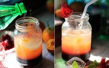 Mocktail mùa thu đẹp lãng mạn tuyệt ngon