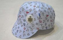 Mẹ tự may mũ lưỡi trai phong cách Nhật tặng bé yêu