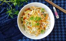 Giảm cân mà vẫn ngon miệng với salad rau củ đầy màu sắc