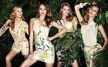 Ngắm lookbook hè của H&M, Mango và hàng loạt thương hiệu nổi tiếng