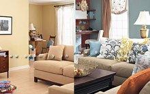 Các bước cải tạo phòng khách ấm cúng, đẹp mắt