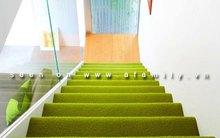 Những mẫu thảm cầu thang giúp nhà sành điệu và ấm áp hơn