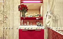 Những mẫu phòng tắm phong cách sang trọng