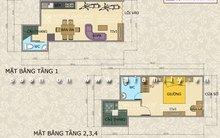 Thiết kế và bày trí cho nhà 5 người với diện tích hẹp