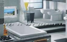 Thiết kế phòng vệ sinh đẹp và hợp phong thủy