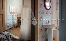 Sửa nhà xấu xí thành tuyệt mỹ chỉ bằng hoa và... hoa