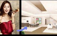 Ngắm nhà đẹp của các sao Hàn