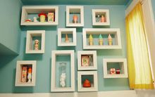 Tip trưng bày vật trang trí cho nhà xinh xắn