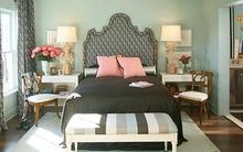 3 nguyên tắc giúp bài trí phòng ngủ thân mật