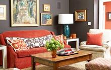 Những gợi ý giúp sắp xếp phòng khách thoải mái