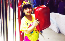 Con gái diễn viên Chiều Xuân ngày càng xinh xắn và mũm mĩm