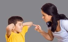 6 sai lầm mẹ nào cũng mắc khi phạt con