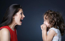 Vì sao la hét với con cái chẳng có ích gì?