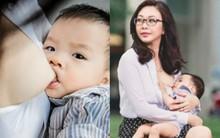 Gửi các chị nuôi con bằng sữa mẹ: Chẳng ai muốn thấy ngực của các chị đâu!