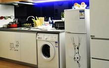 Đặt máy giặt theo kiểu này, bạn và gia đình sẽ gặp hạn lớn mà không hề hay biết