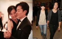 Vợ chồng Trịnh Y Kiện lần đầu xuất hiện sau đám cưới