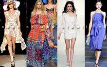 10 xu hướng váy Xuân - Hè 2012 siêu đẹp và gợi cảm