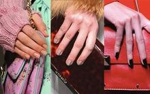 Cập nhật xu hướng nails Hè 2012