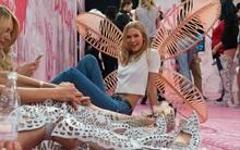 Đột nhập hậu trường trước giờ G của Victoria's Secret Fashion Show