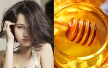 Tự làm 3 loại mặt nạ phục hồi tóc hư tổn từ mật ong