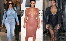 15 kiểu trang phục Kim Kardashian mặc đi mặc lại không biết chán