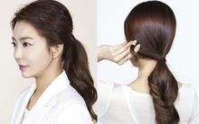 2 phút nhanh gọn cho 6 kiểu tóc đẹp nhân ngày... lười gội đầu