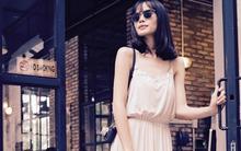 Những chiếc váy chất liệu bay bổng cho ngày dạo phố cuối tuần