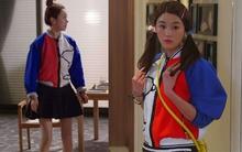 """Sao Hàn """"đụng hàng chan chát"""" quần áo mặc đóng phim"""