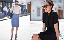 Fashion icon gốc Việt gợi ý mặc đẹp 7 ngày cho trời thu se lạnh