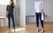 Cách kết hợp quần jeans với giày giải quyết từng nhược điểm đôi chân