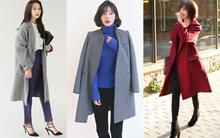 Định hình phong cách thời thượng, ấm áp cùng áo khoác dáng dài