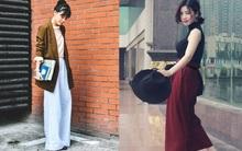 """Quý cô châu Á """"khoe dáng"""" tự tin với street style tươi tắn, ngọt ngào"""