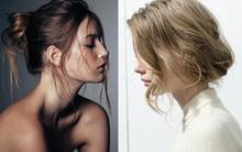 Những biến tấu thú vị của kiểu tóc búi tròn cổ điển
