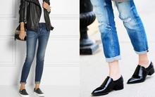 Những đôi giày cực tiện ích cho ngày mưa bão dầm dề