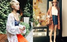 """Thời trang """"chống nắng"""" đáng học hỏi từ sao Việt"""