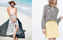 """7 kiểu chân váy """"không-thể-không-có"""" trong tủ đồ hè năm nay"""