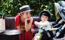 Hot mom Lâm Thúy Nhàn: Làm mẹ là sự nghiệp quan trọng nhất của tôi