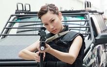 Hoa hậu Hồng Kông chịu khổ vì làm cảnh sát