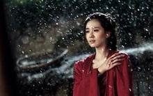 Lưu Thi Thi bi thương khóc trong tuyết lạnh
