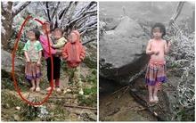 Cô bé vùng cao và 2 hình ảnh khiến nhiều người
