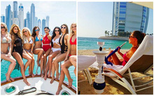"""""""Gặp"""" hội nhà giàu Dubai"""