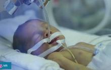 Em bé được nhường sự sống tiếp tục chiến đấu vì mẹ