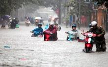 Đêm nay, Hà Nội có gió giật cấp 8 và mưa rất to do bão số 1