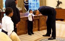 Một em bé chỉ mới 5 tuổi đã khiến Tổng thống Obama phải cúi đầu và câu chuyện phía sau sẽ khiến bạn cảm động