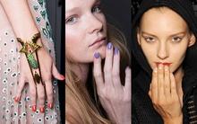7 xu hướng màu móng cho mùa Xuân 2014