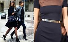 7 cách đơn giản khiến chiếc váy đen thêm bắt mắt